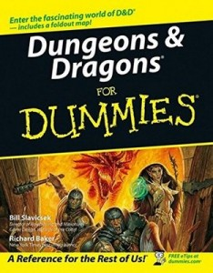 Dungeon & Dragon for Dummies – Bill Slavicsek, Richard Baker [PDF] [English]