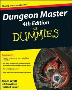 Dungeon Master 4th Edition for Dummies – James Wyatt, Bill Slavicsek, Richard Baker [PDF] [English]