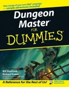 Dungeon Master for Dummies – Bill Slavicsek, Richard Baker [PDF] [English]