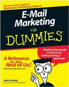 E-Mail Marketing for Dummies – John Arnold [PDF] [English]