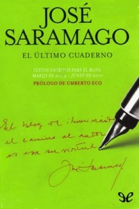 El último cuaderno – José Saramago [PDF]