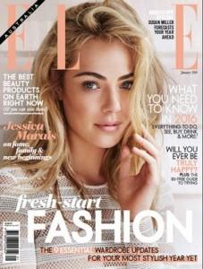 Elle Australia – January, 2016 [PDF]