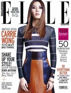 Elle Singapore – January, 2016 [PDF]