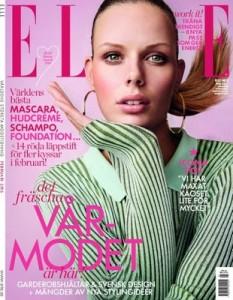 Elle Sweden – Februari, 2016 [PDF]