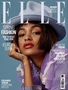 Elle UK – April, 2016 [PDF]