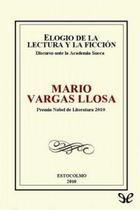 Elogio de la lectura y la ficción – Mario Vargas Llosa [PDF]