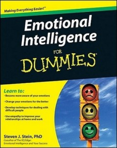 Emotional Intelligence for Dummies – Steven J. Stein [PDF] [English]
