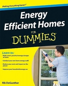 Energy Efficient Homes for Dummies – Rik DeGunther [PDF] [English]