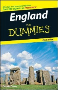 England for Dummies (4th Edition) – Donald Olson [PDF] [English]