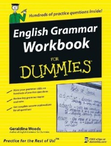 English Grammar Workbook for Dummies – Geraldine Woods [PDF] [English]