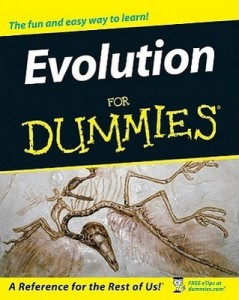 Evolution for Dummies – Greg Krukonis, Tracy Barr [PDF] [English]