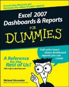 Excel 2007 Dashboards & Reports for Dummies – Michael Alexander [PDF] [English]