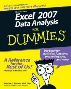 Excel 2007 Data Analysis for Dummies – Stephen L. Nelson [PDF] [English]