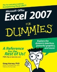 Excel 2007 for Dummies – Greg Harvey [PDF] [English]