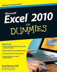 Excel 2010 for Dummies – Greg Harvey [PDF] [English]