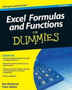Excel Formulas and Functions for Dummies (2nd Edition) – Ken Bluttman, Peter Aitken [PDF] [English]