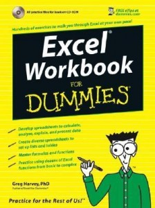 Excel Workbook for Dummies – Greg Harvey [PDF] [English]