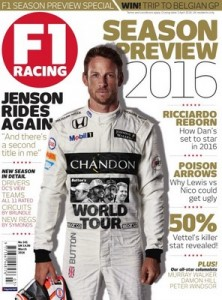 F1 Racing UK – March, 2016 [PDF]