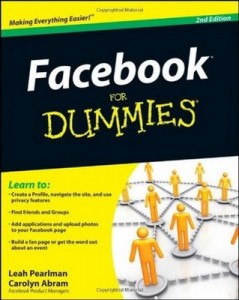 Facebook for Dummies (2nd Edition) – Leah Pearlman, Carolyn Abram [PDF] [English]