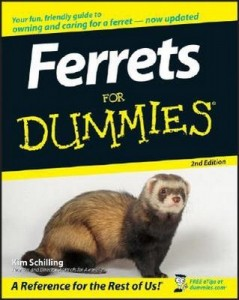 Ferrets for Dummies (2nd Edition) – Kim Schilling [PDF] [English]