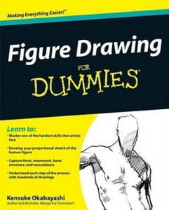 Figure Drawing for Dummies – Kensuke Okabayashi [PDF] [English]