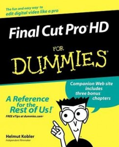 Final Cut Pro HD for Dummies – Helmut Kobler [PDF] [English]