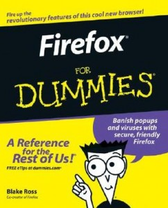 Firefox for Dummies – Blake Ross [PDF] [English]