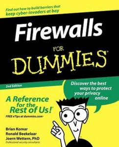 Firewalls for Dummies (2nd Edition) – Brian Komar, Ronald Beekelaar, Joern Wettern [PDF] [English]