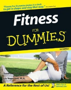 Fitness for Dummies (3rd Edition) – Suzanne Schlosberg, Liz Neporent, Tere Stouffer Drenth [PDF] [English]