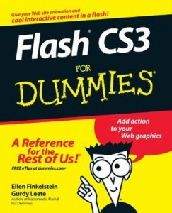 Flash CS3 for Dummies – Ellen Finkelstein, Gurdy Leete [PDF] [English]