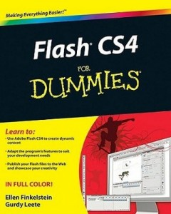 Flash CS4 for Dummies – Ellen Finkelstein, Gurdy Leete [PDF] [English]