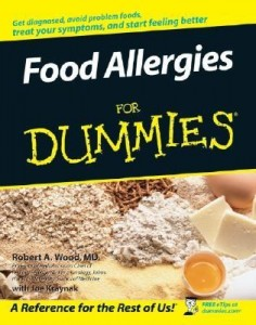 Food Allergies for Dummies – Robert A. Wood, Joe Kraynak [PDF] [English]