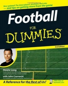 Football for Dummies (3rd Edition) – Howie Long [PDF] [English]