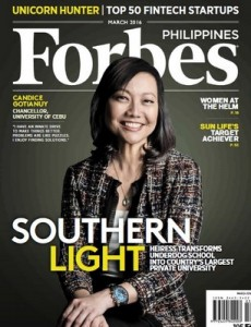 Forbes Philippines – March, 2016 [PDF]