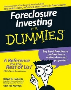 Foreclosure Investing for Dummies – Ralph R. Roberts, Joe Kraynak [PDF] [English]