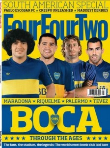 FourFourTwo UK – January, 2016 [PDF]