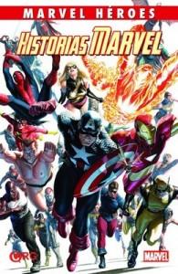 Historias Marvel [PDF]