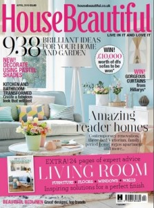 House Beautiful UK – April, 2016 [PDF]