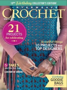 Interweave Crochet – Spring, 2016 [PDF]