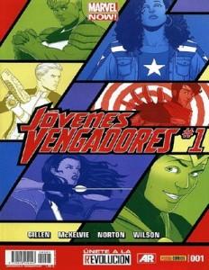 Jóvenes Vengadores Vol. 2, 01 2013 [PDF]