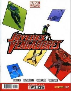 Jóvenes Vengadores Vol. 2, 02 2013 [PDF]