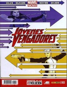 Jóvenes Vengadores Vol. 2, 03 2013 [PDF]