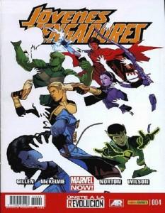 Jóvenes Vengadores Vol. 2, 04 2013 [PDF]