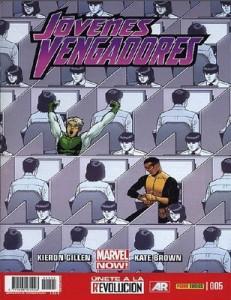 Jóvenes Vengadores Vol. 2, 05 2013 [PDF]