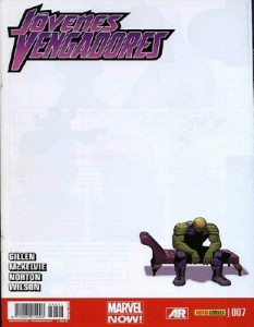 Jóvenes Vengadores Vol. 2, 07 2013 [PDF]
