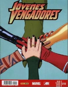 Jóvenes Vengadores Vol. 2, 10 2014 [PDF]