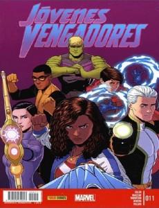 Jóvenes Vengadores Vol. 2, 11 2014 [PDF]