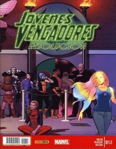 Jóvenes Vengadores Vol. 2, 12 2014 [PDF]