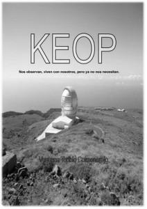 Keop: Nos observan, viven con nosotros, pero ya no nos necesitan – Vanessa Toribio Colmenarejo [PDF]
