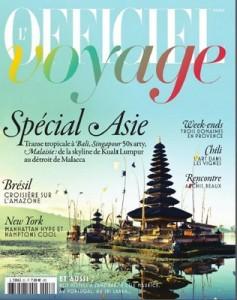 L'Officiel Voyage – Printemps Eté, 2016 [PDF]